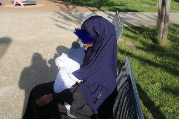 "abaya d""allaitement"