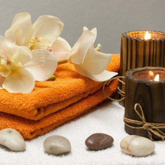massage revitalisant